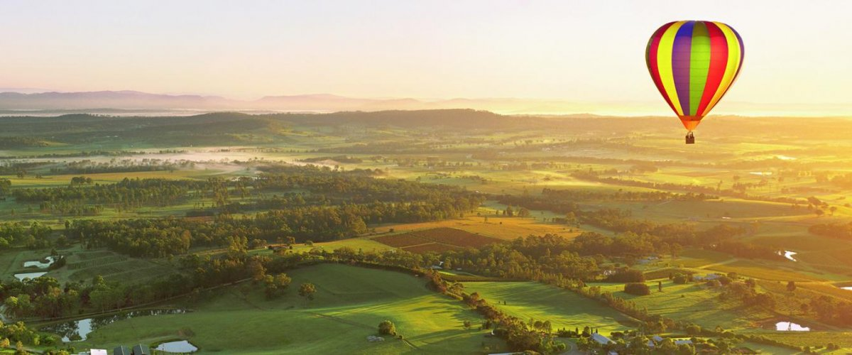 Hunter Valley_HotAirBalloon