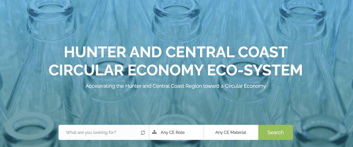 Hunter Circular Website